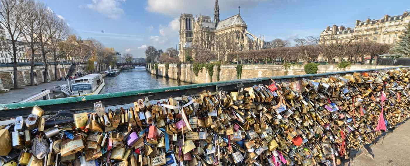 goedkope stedentrip Parijs boeken